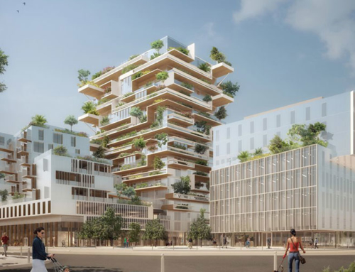 'Plyscraper' projects push the boundaries
