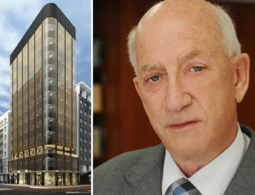 World's tallest wooden office tower planned for Wellington