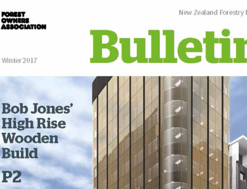 New Zealand Forestry Bulletin, Winter 2017