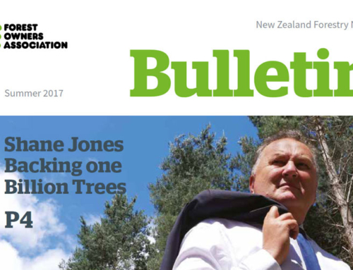 New Zealand Forestry Bulletin, Summer 2017