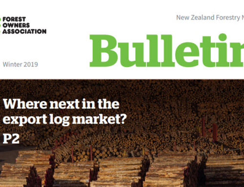 New Zealand Forestry Bulletin, Winter 2019