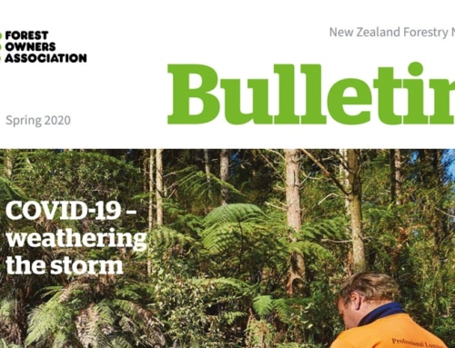 New Zealand Forestry Bulletin, Spring 2020