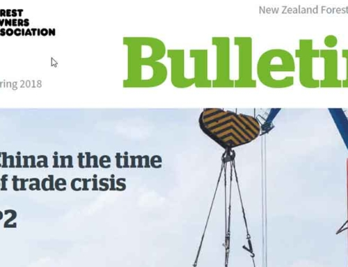 New Zealand Forestry Bulletin, Spring 2018